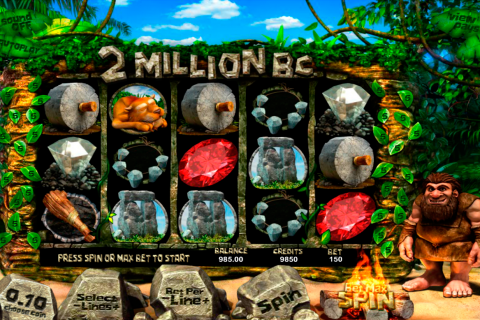 million bc betsoft slot