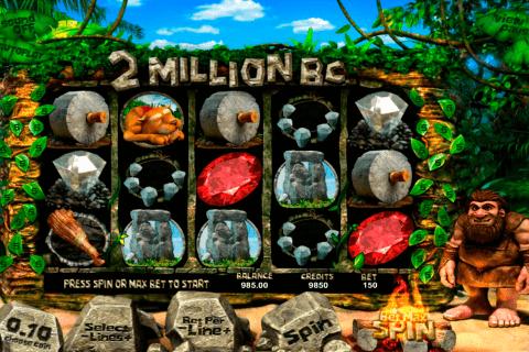 million bc betsoft slot
