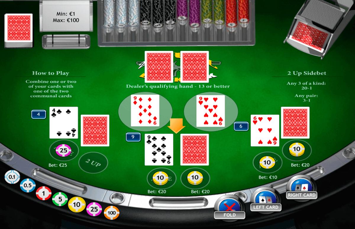 21 duel blackjack playtech online