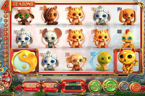 seasons betsoft slot
