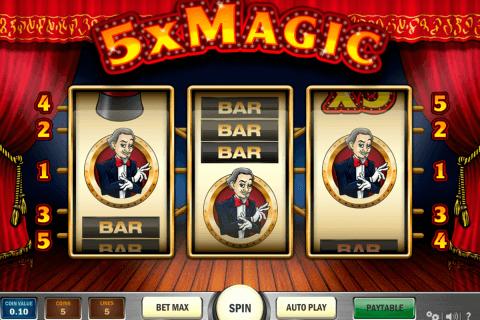 magic playn go slot