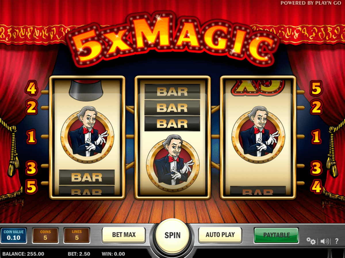 magic playn go slot