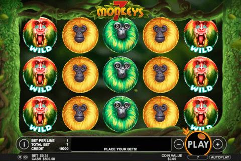 monkeys pragmatic slot