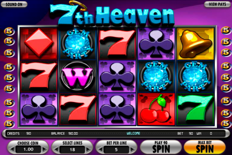 th heaven betsoft slot