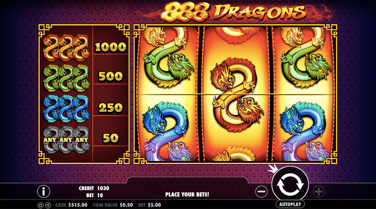 888 dragons pragmatic slot