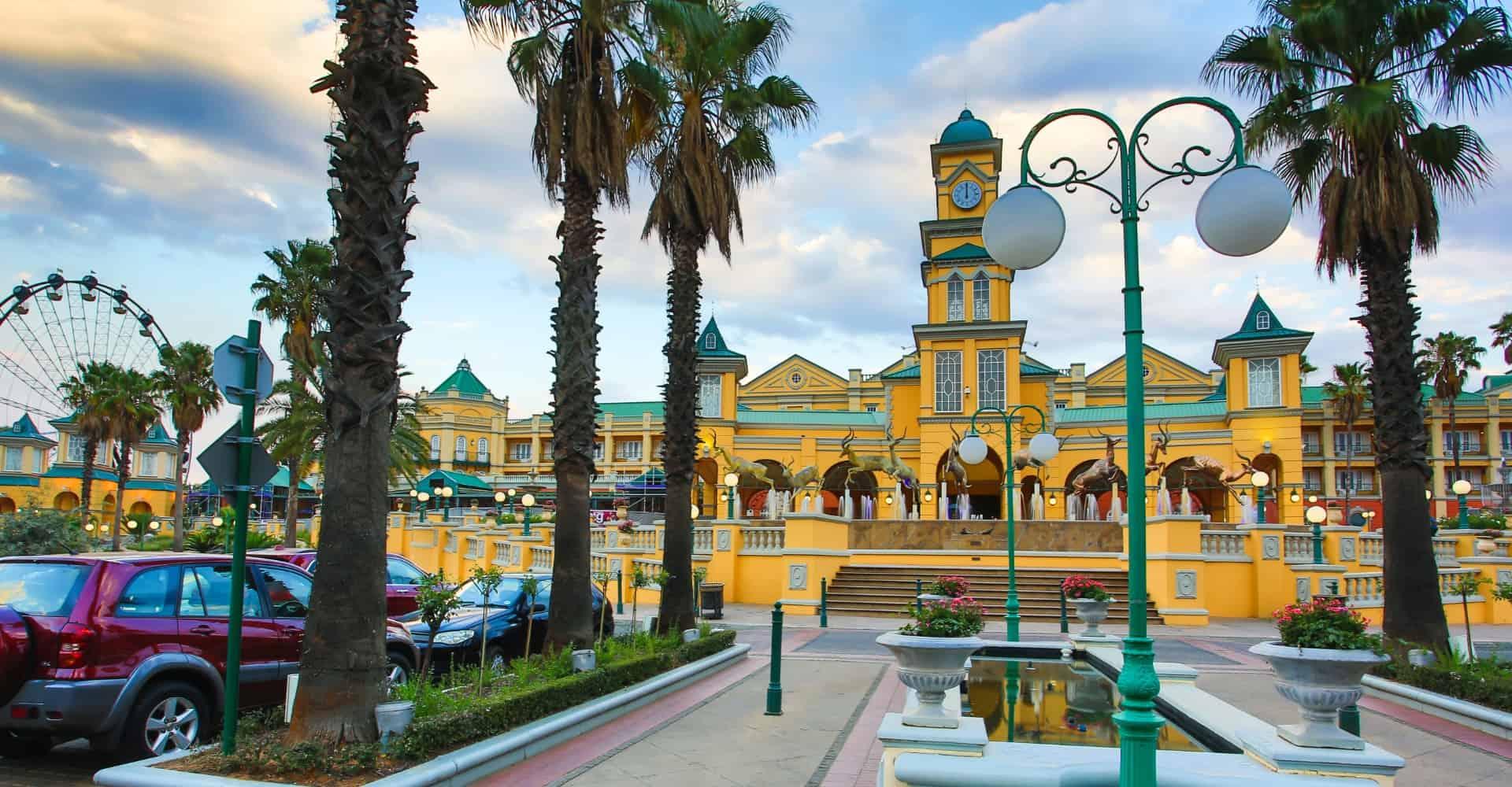 Gold Reef City Casino