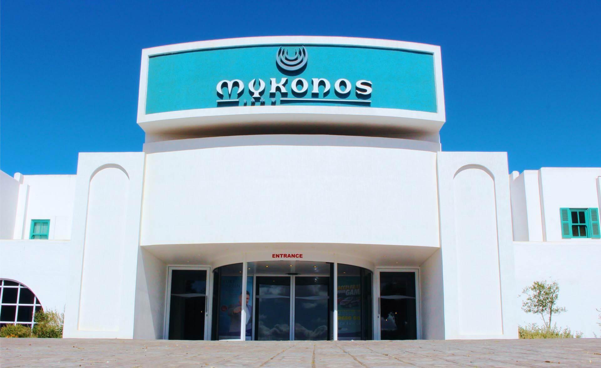 Mykonos Casino