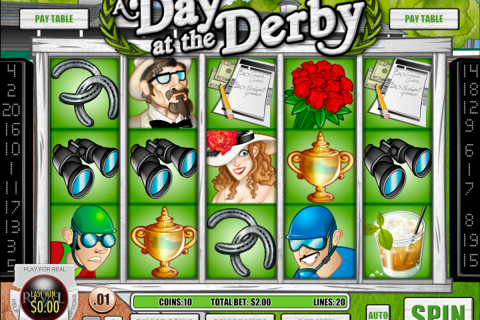 a day at the derby rival slot