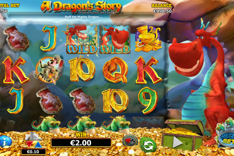 a dragons story netgen gaming slot