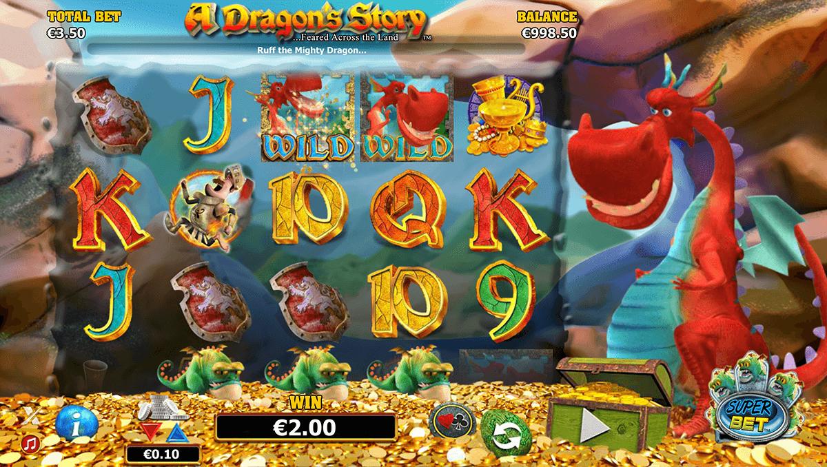 a dragons story nextgen gaming slot