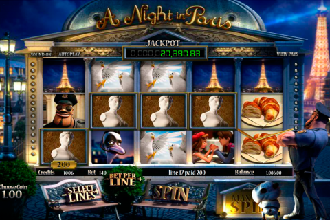 a night in paris betsoft slot