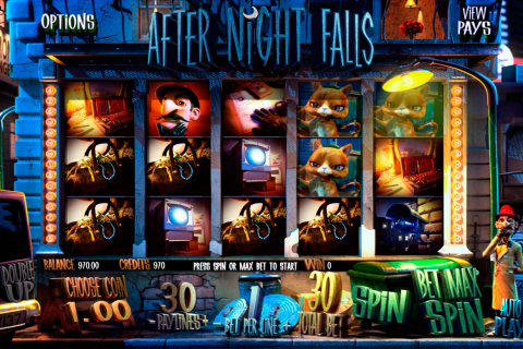 after night falls betsoft slot