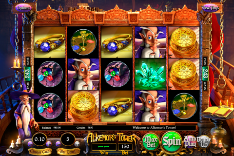 alkemors tower betsoft slot