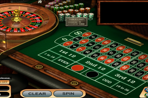 american roulette betsoft online