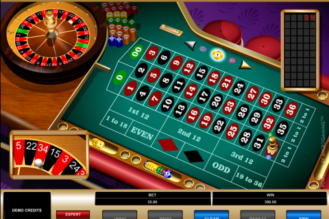 american roulette microgaming online