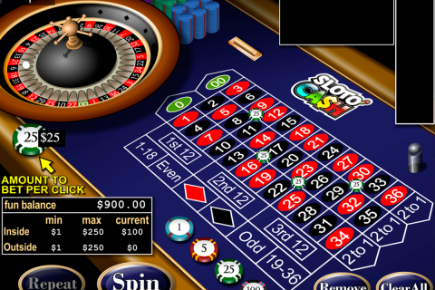 american roulette rtg online
