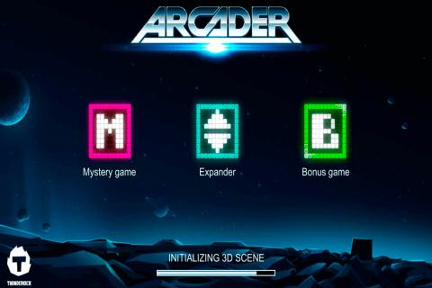arcader thunderkick slot