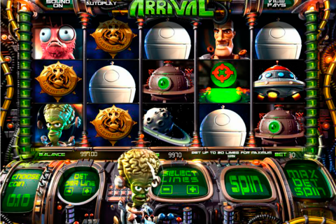arrival betsoft slot