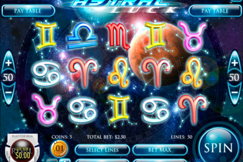 astral luck rival slot