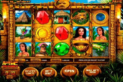 aztec treasures betsoft slot