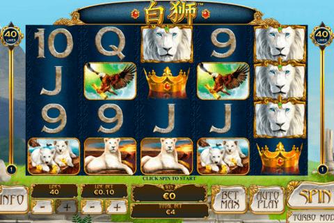 bai shi playtech slot