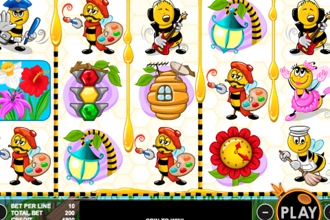 bee land pragmatic slot