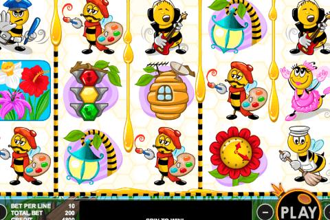 bee land pragmatic slot