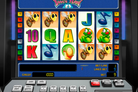 beetle mania novomatic slot