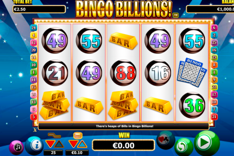 bingo billions netgen gaming slot