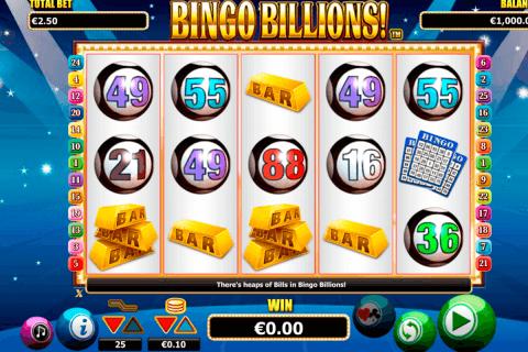 bingo billions netgen gaming slot