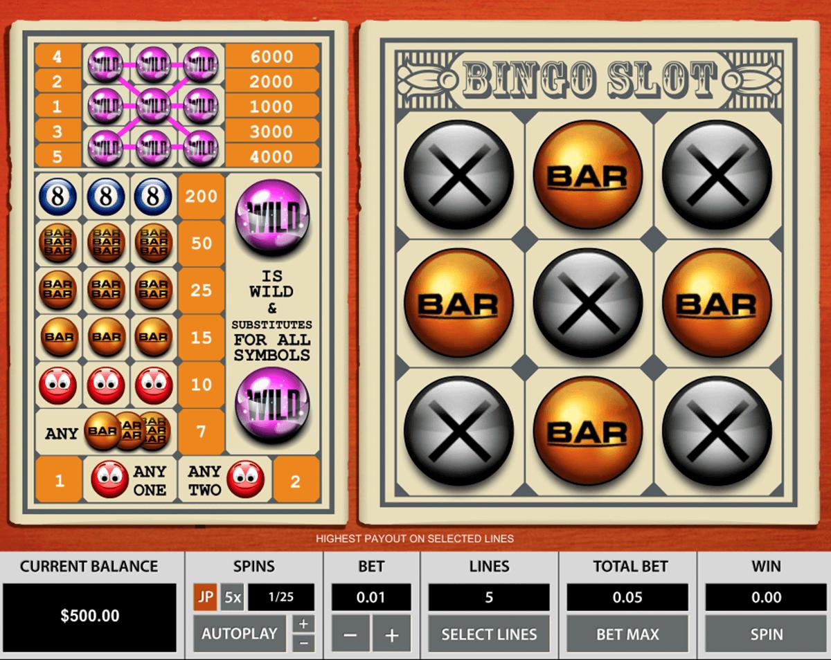 bingo slot 3 reels pragmatic slot