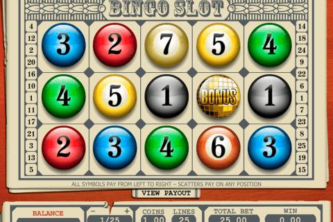 bingo slot pragmatic slot