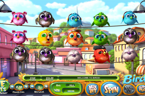 birds betsoft slot