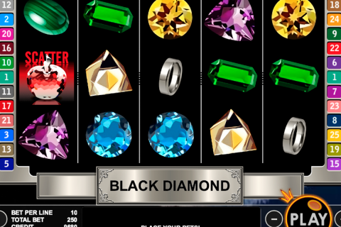black diamond pragmatic slot