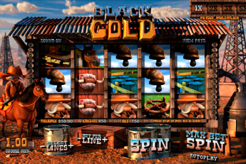 black gold betsoft slot