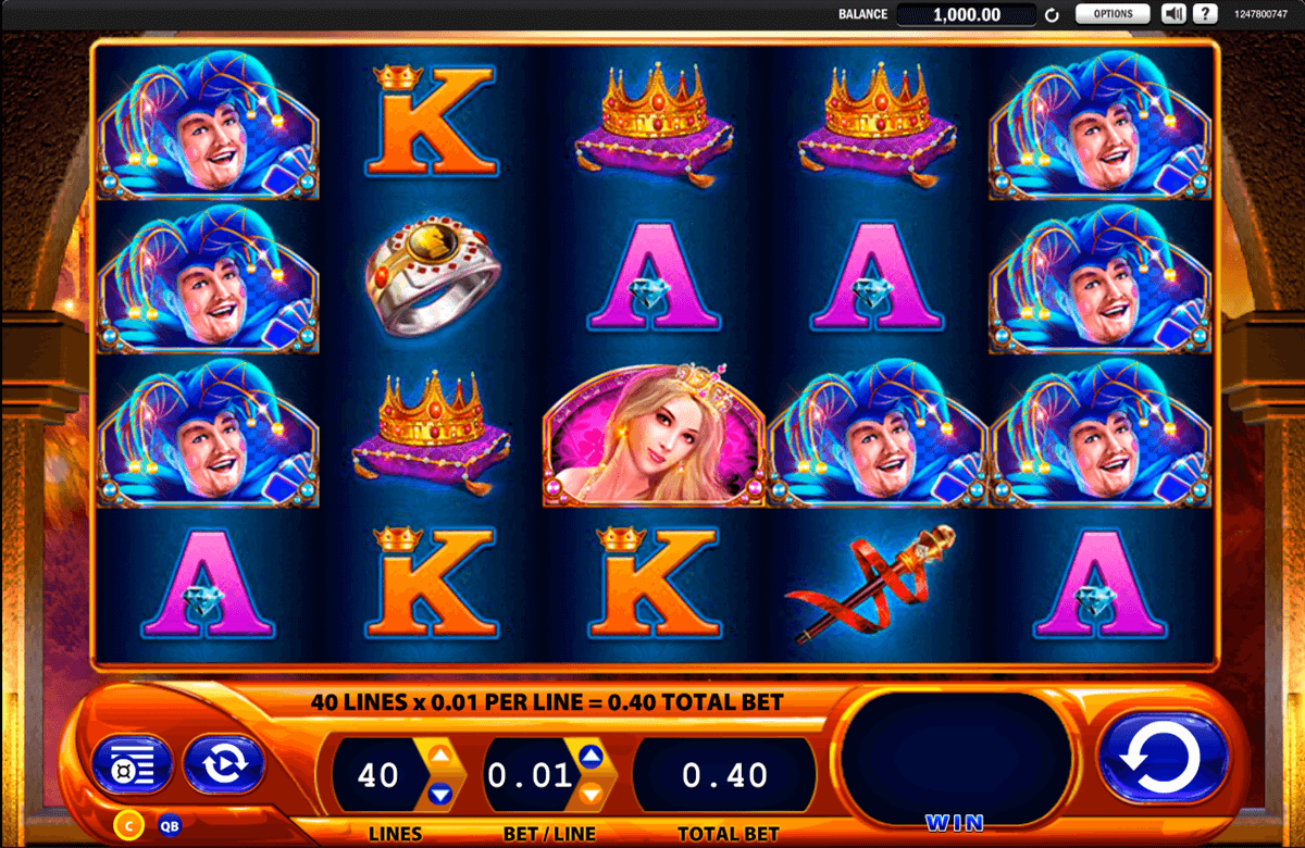 black knight 2 wms slot