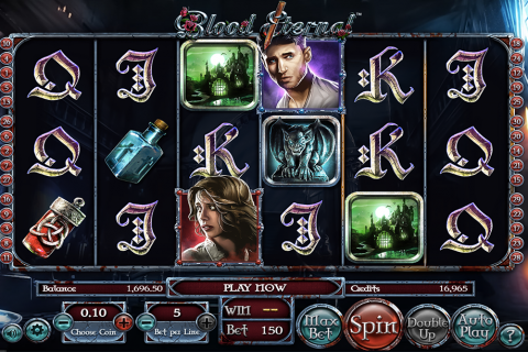 blood eternal betsoft slot