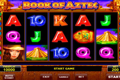 book of aztec amatic slot