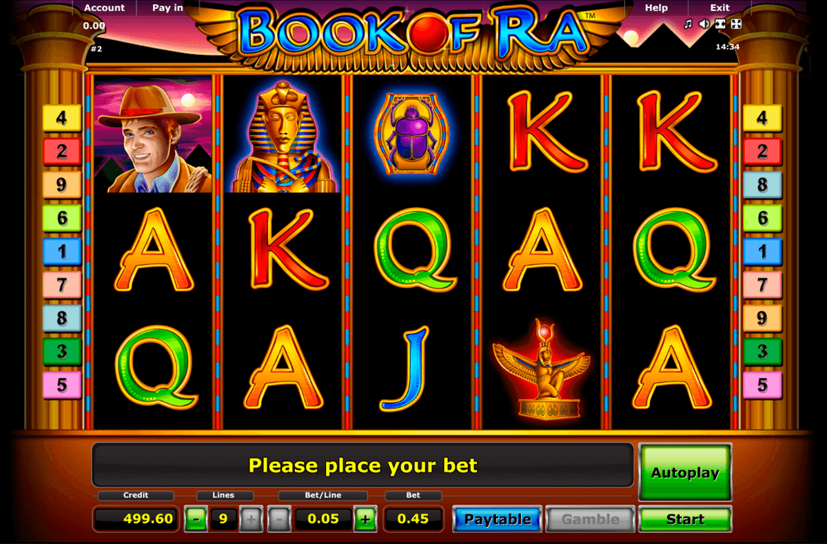 Spiele Amun Ra - Video Slots Online