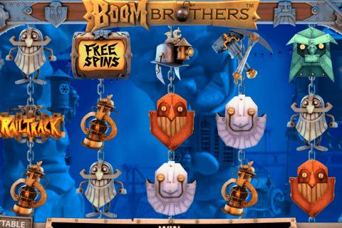 boom brothers netent slot