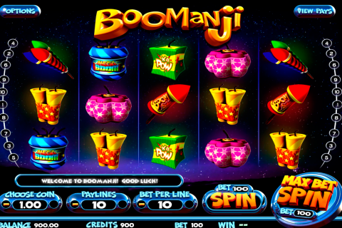boomanji betsoft slot