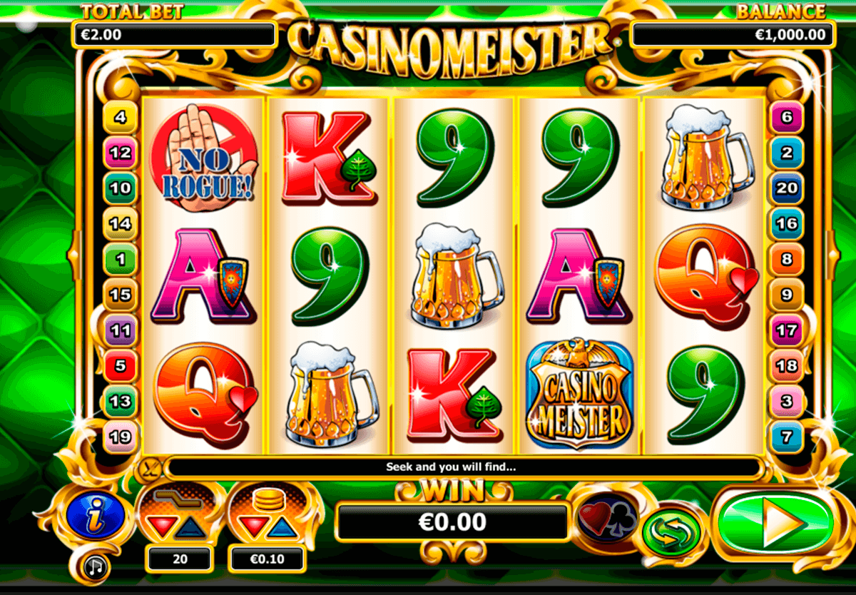 casinomeister nextgen gaming slot