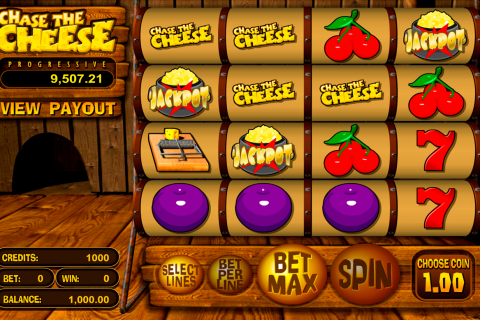 chase the cheese betsoft slot