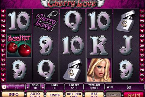 cherry love playtech slot
