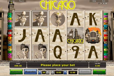 chicago novomatic slot