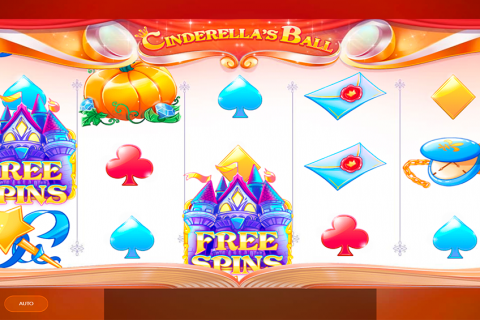 cinderellas ball red tiger slot
