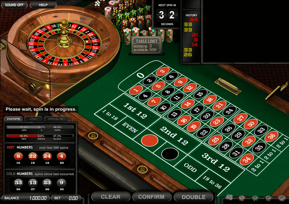 common draw roulette betsoft online
