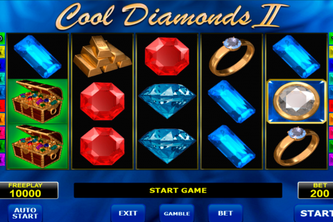 cool diamonds  amatic slot