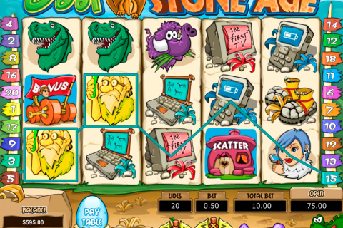 cool stone age pragmatic slot