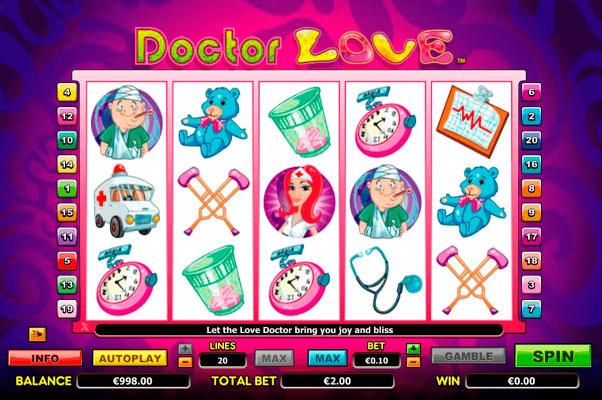 doctor love netgen gaming slot